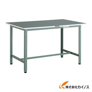 TRUSCO ビニールマット張りAE型作業台 1200X750 AE-1200E2