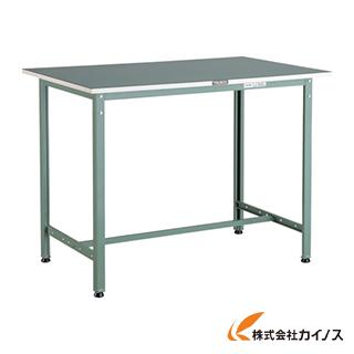 TRUSCO ビニールマット張りHAE型立作業台 1200X750 HAE-1200E2