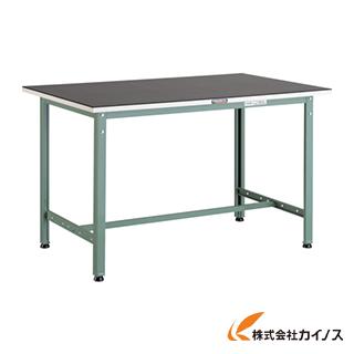 TRUSCO ゴムマット張りAE型作業台 1200X750 AE-1200G5
