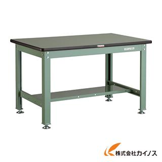 TRUSCO RHW型作業台 1200X750XH740 RHW-1200 GN