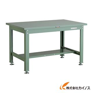 TRUSCO SHW型作業台 1200X750XH740 SHW-1200 GN