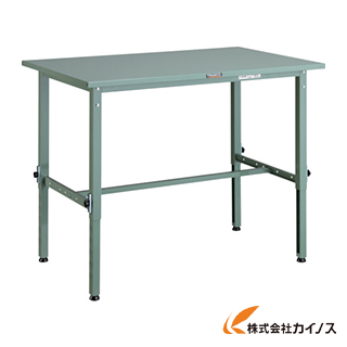 TRUSCO SAEM型高さ調節作業台 1200X750 SAEM-1200