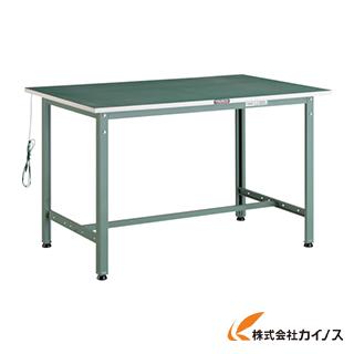 TRUSCO 帯電防止マット張りAE型作業台 900X450 AE-0945D