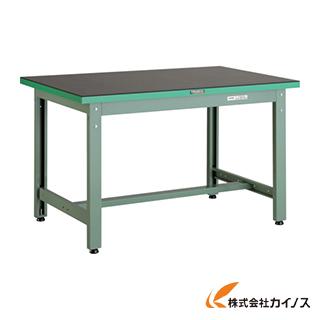 TRUSCO ゴムマット張りGWP型作業台 900X450 GWP-0945G5