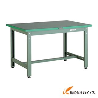 TRUSCO ビニールマット張りGWP型作業台 1200X600 GWP-1260E2