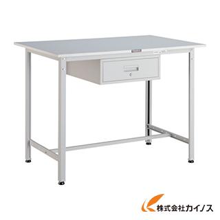 TRUSCO HRAE型立作業台 900X600XH900 1段引出付 W色 HRAE-0960F1