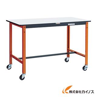 TRUSCO TFAE型立作業台 900X600 φ75キャスター付 TFAE-1260C75