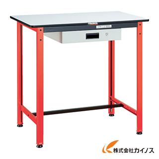 TRUSCO TFAE型立作業台 薄型1段引出付 900X600XH900 TFAE-1260UDK1