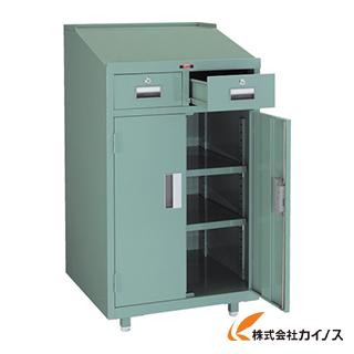 TRUSCO ワークデスク 600X600XH1100 TY-2510