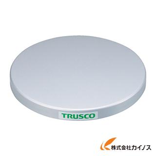 TRUSCO 回転台 150Kg型 Φ600 スチール天板 TC60-15F