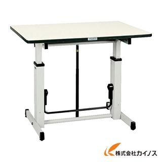 TRUSCO アップダウン作業台 1050X750XH730-980 UP-1050