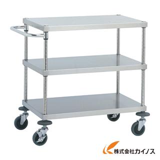 低価格で大人気の カイノス 店 W4A-S6107:三河機工 W4型サイドテーブルワゴン キャニオン-DIY・工具