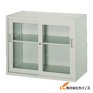 TRUSCO TZ型防錆強化保管庫 ガラス引違 H720 TZJ-7