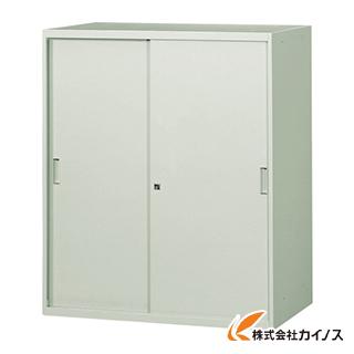 TRUSCO TZ型防錆強化保管庫 スチール引違 H1050 TZS-11