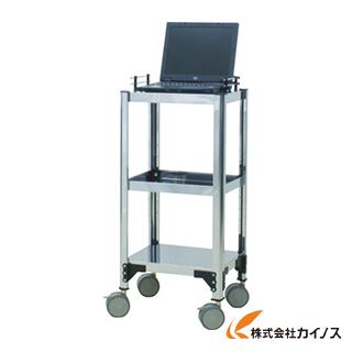 素晴らしい価格 カイノス 店 トクヤマ FPC-2:三河機工 ステンレス製パソコンカート-DIY・工具