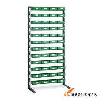 人気アイテム 店 カイノス H1900 UPR-L1812D:三河機工 K−20HYG TRUSCO UPRラック片面 48個付-DIY・工具
