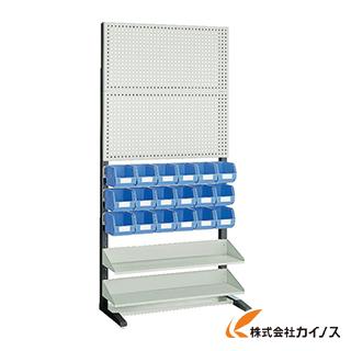 多様な TRUSCO UPR型パンチングラック 棚板2段 VN-2NX18個付 UPR-208N, 車高調 カー用品専門店 車楽院 d3be4d7e