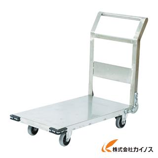 TRUSCO ステンレス鋼板製運搬車 固定式 1200X600 SHS-2L
