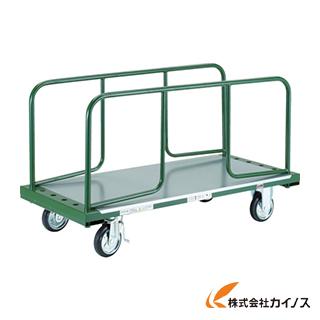 TRUSCO 長尺用運搬車 サイドハンドルH600型 1300X602 TDPT-250-62