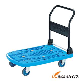 TRUSCO カルティオビッグ 折畳 900X600 青 MPK-906-B