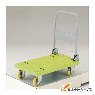TRUSCO 帯電防止性グランカート 折りたたみ 800X535 TP-E801