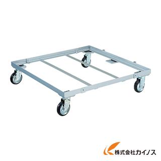 TRUSCO パレット台車 1100x1100 PLK-05-1111
