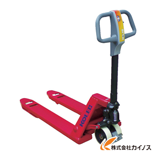 安い購入 ハンドパレットトラック 店 コレック 1000kg 低床 カイノス NCL10-610:三河機工-DIY・工具