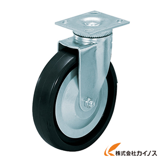 スガツネ工業 重量用キャスター径203自在D(200-038-297) SUG-31-408-PD