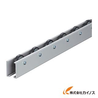 TRUSCO ホイールコンベヤ ゴムライニングΦ40X9 P75X1800 V-40G-75-1800