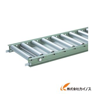 TRUSCO スチールローラーコンベヤ Φ38 W300XP100XL3000 VR-3812-300-100-3000