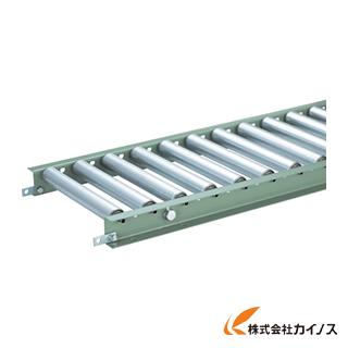 TRUSCO スチールローラーコンベヤ Φ38 W300XP75XL3000 VR-3812-300-75-3000