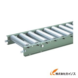 TRUSCO スチールローラーコンベヤ Φ57 W400XP100XL3000 VR-5714-400-100-3000