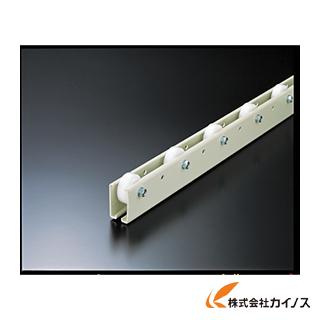 TRUSCO ホイールコンベヤ 樹脂製Φ38X12 P100XL3000 V-38N-100-3000
