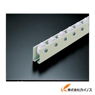 TRUSCO ホイールコンベヤ 樹脂製Φ38X12 P50XL3000 V-38N-50-3000