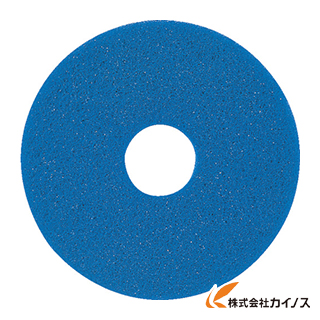 アマノ フロアパッド15 青 HEQ911300 (5枚)