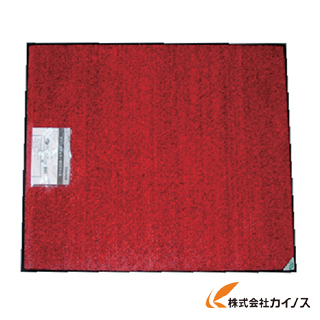 コンドル (吸水用マット)ECOマット吸水 #15 赤 F-166-15 R