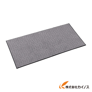 テラモト エコレインマット900×1500mmグレー MR-026-146-5