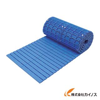 TRUSCO 巻取式スノコ 600X3000mm ブルー TR-30BL-N