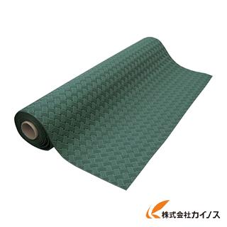 トーワ ダイヤマットグリッド 920mm幅x10m グリーン色 DMGRA-9202