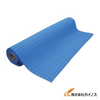トーワ ダイヤマットグリッド 920mm幅x10m 青色 DMGRA-9208