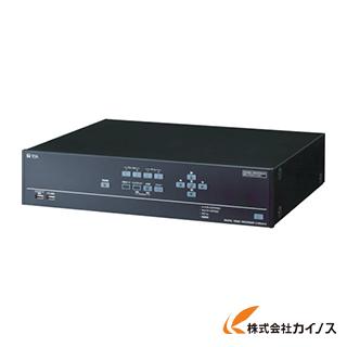 (税込) TOA 4局 C-DR044-5:三河機工 店 カイノス デジタルレコーダー 500GB-DIY・工具
