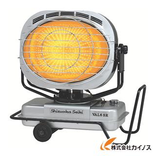 静岡 赤外線オイルヒーター VAL6シリーズ 50/60HZ兼用 VAL6-SR