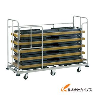 オリジナル 折りたたみテーブル用台車(6輪タイプ TD-450D:三河機工 ダンパー付き) カイノス 店 ノーリツ-DIY・工具