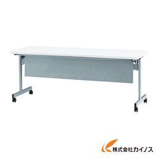 TOKIO 天板跳上式スタックテーブル(パネル付) HSN-1845P-W