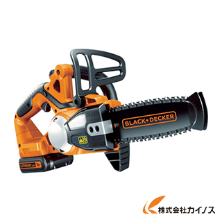 B/D 18Vチェーンソー GKC1820L2N-JP