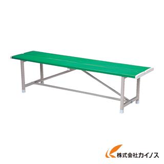 ノーリツ ベンチ(背なし) 緑 RBN-1800 GN