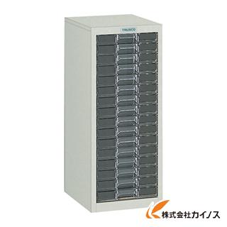 TRUSCO カタログケース 浅型1列16段 315X400XH700 LB1C16