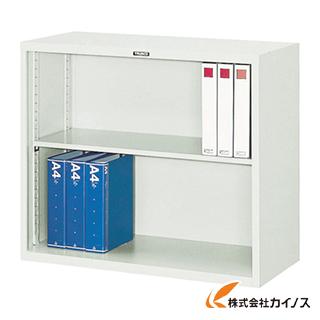TRUSCO スタンダード書庫(A4判D400) オープン H750 FO40-G7