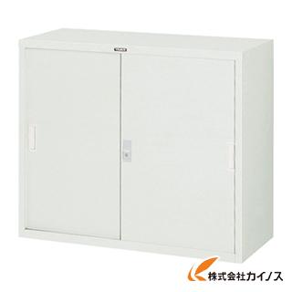TRUSCO スタンダード書庫(A4判D400) 引違 W880XH750 FS40-G7