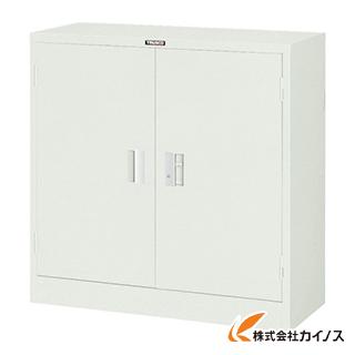 TRUSCO スタンダード書庫(D380) 両開 880XH880 N303